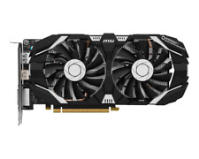 ( R ) MSI GeForce GTX 1060 3GT OC NVIDIA 3GB GDDR5 192-bit GP106-300