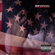 CD de musique hip-hop Eminem sur album