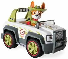 PAW Patrol Vehicle With Pup Tracker Toy Kids Figures Action Play Gift NEW Kids