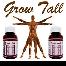 BONE GROWTH PILLS for Male and Female - Be up to 6 inches taller 2 MONTH COURSE