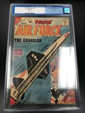 CGC 1961 Fightin Airforce The Guardian #30 Graded VF 8.0