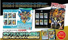 Bandai Digimon Card Premium Edition Carddass ver. & Card Game ver. Set