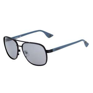 Diesel Sonnenbrille DL0023_5892C Herren Schwarz Blau Sunglasses Men NEU & OVP