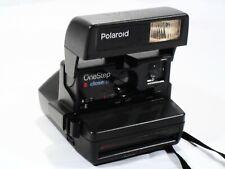 Vintage Polaroid One Step Close Up Instant 600 Film Camera WORKS