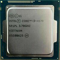 Intel Core i3-4170 SR1PL 3.7GHz 3MB Cache Socket LGA1150 Processor