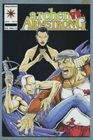 Archer & Armstrong #9 (Apr 1993, Valiant) Bob Layton, Bernard Chang