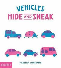 Vehicles Hide and Sneak  LikeNew