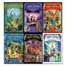 Land of Stories Collection Chris Colfer 6 Books Collection Set Wishing Spell New
