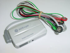 GE SEER Light (24 Hrs) Compact Digital Holter with 2008594-001 5 Lead ECG Cable