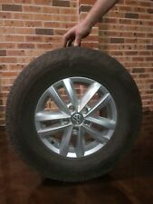 Volkswagen Amarok full wheels and tires