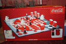 Coca Cola 3 D Never Mind Brettspiel