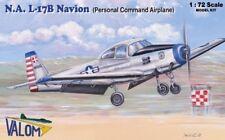 NA L-17B Navion, MacArthur's Personal Airplane (1/72 model kit, Valom 72107)