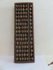 ANCIEN BOULIER JAPONAIS DEBUT 20 EME ABACUS SOROBAN CALCULATRICE