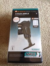 NEW Shock Doctor V-Flex Ankle Brace Size Small ~ FREE SHIPPING