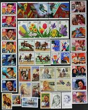 US 1993 Commemorative Year Set 72 diff. stamps incl. WII Sheet Mint NH See Scans