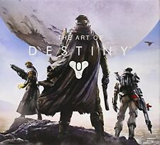 The Art of Destiny New Hardcover Book Bungie