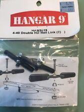Hangar 9 4-40 Double HD Ball Link (2)  Part # HAN3619
