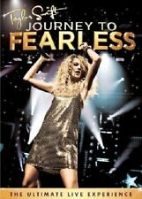 Taylor Swift - Journey To Fearless (NEW DVD)