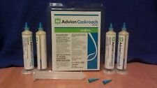 Advion Roach Gel Bait  4 x 30 gram Tubes Pest Control Kill German , American Etc