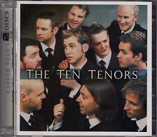 Ten Tenors / Larger Than Life  - (Special Edition, +4 Track Bonus Live DVD, NEU)