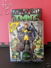 TMNT MOVIE April O'Neil Teenage Mutant w/ Bonus PC Game Disk 2006 L6