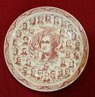 Presidential Gallery Souvenir Presidential Plate Washington to Eisenhower