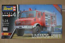 Revell 07531mb Unimog Schlingmann Rw1