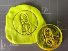 Saint Mary Cookie Cutter