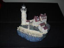 Nobska Point Light lighthouse, Woods Hole, Massachusetts, Cape Cod (resin), nice