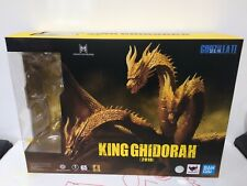 AUTHENTIC S.H Monsterarts 2019 King Ghidorah Godzilla KING OF THE MONSTERS KOTM
