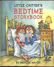 Children's Book LITTLE CRITTER'S BEDTIME STORYBOOK Mercer Mayer