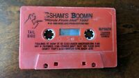 Esham's Boomin Words From Hell RED Cassette tape Rare Esham Vintage