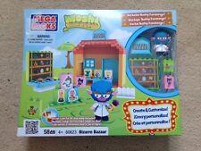 Mega Bloks Moshi Monsters Bizarre Bazaar Shop  GREAT GIFT!!!