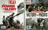TIME and LIFE - VICTORY IN THE PACIFIC, WW II, MILITARY HISTORY, 2 MAG. SPECIALS