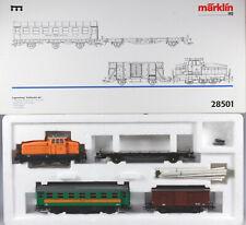Märklin HO #28501 Delta Digital Rag Ruhrkohl Train Set. New in Box, 1996 only