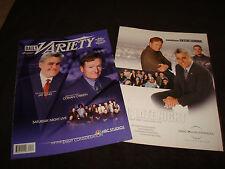 LATE NIGHT WITH CONAN O'BRIEN 2 Emmy ads Jay Leno, Saturday Night Live, Carson