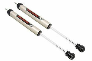 Rough Country Chevy/GMC Silverado/Sierra 2500/3500 HD 99-10 V2 Front Shocks 0-4""