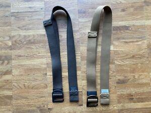 2x Filson Togiak Belt Tan Bronze Gürtel USA