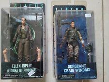 NECA Aliens Lot Ripley Windrix BRAND NEW