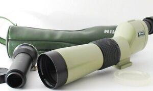Nikon D=60 P Fieldscope w/20X + 800mm F/13.3 [Exc+++] Japan 831301