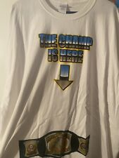 John Cena The Champ Is Here Shirt Size 5XL