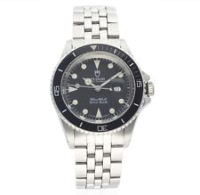 Vintage Ladies stainless steel Rolex Tudor Prince oysterdate mini sub watch