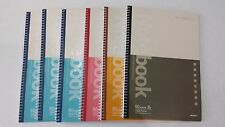 6PCS of M&G Classic 60Sheets B5 Coil Notebook (4Colours)