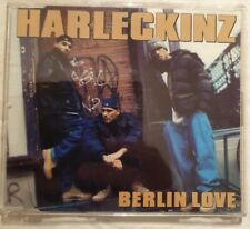 Deutsch US Rap Hip Hop Single CD Harleckinz Berlin Love ungespielt