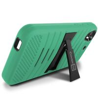 For HTC Desire 626 / 626S Case - Teal Hybrid Heavy Duty Tough Phone Stand Cover