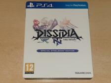 Dissidia Final Fantasy NT Especial Edición Steelbook PS4