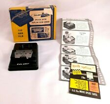 VINTAGE KALART CUSTOM 8MM FILM SPLICER IN ORIGINAL BOX