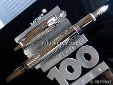 MONTBLANC SOULMAKERS for 100 Years LIMITED EDITION 100 STARWALKER 750 WHITE GOLD