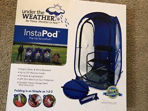 Under the Weather InstaPod Pod Pop-Up WeatherPod TentOutdoor Shelter Shade