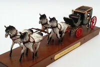 Brumm 1/43 Scale No.4 - Horse Drawn Carriage Berlina Da Viaggio Di Pio